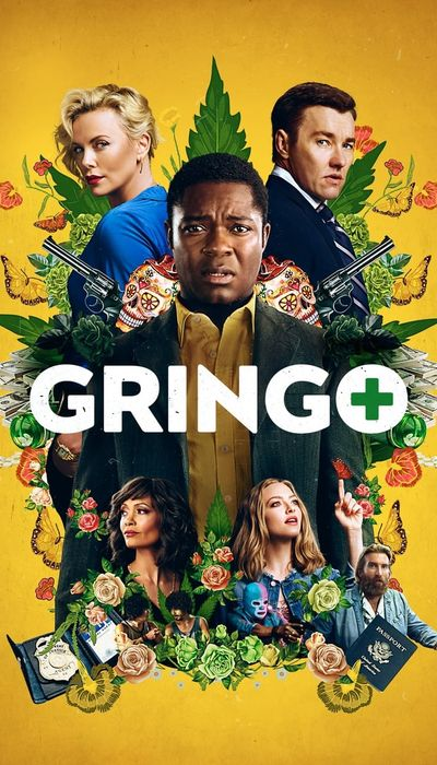 Gringo movie