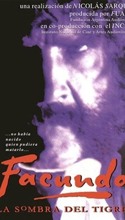 Facundo, la sombra del tigre movie