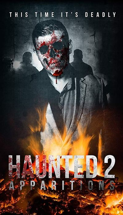 Haunted 2: Apparitions movie