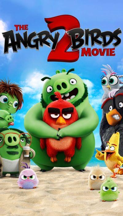 The Angry Birds Movie 2 movie
