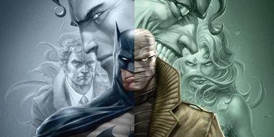 Voir Batman : Silence en streaming vf
