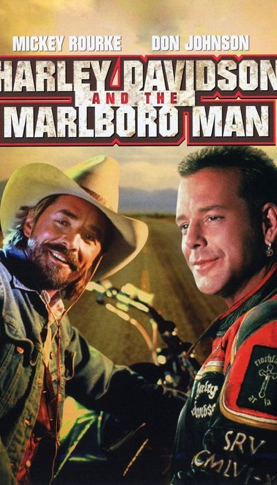 Harley Davidson and the Marlboro Man movie