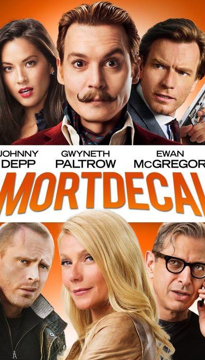 Mortdecai movie