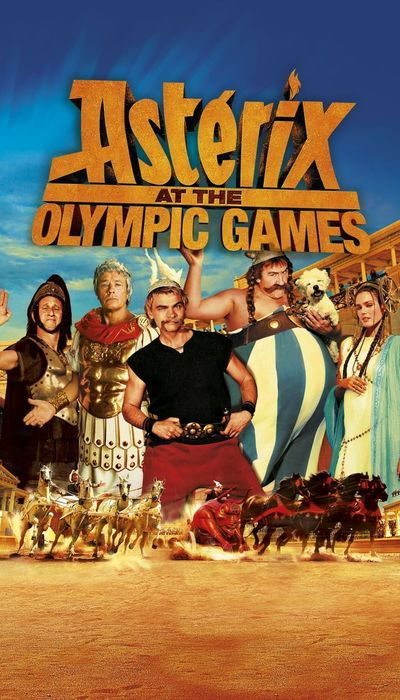 Asterix at the Olympic Games movie