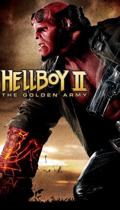Hellboy II: The Golden Army movie