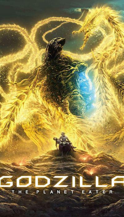Godzilla: The Planet Eater movie