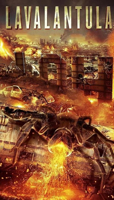 Lavalantula movie