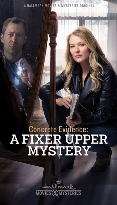 Concrete Evidence: A Fixer Upper Mystery movie