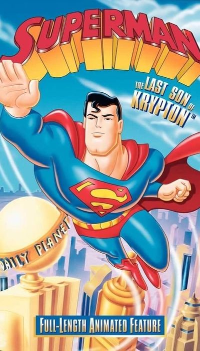 Superman - The Last Son of Krypton movie