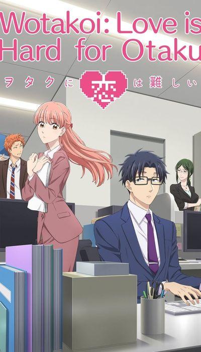 Wotakoi: Love is Hard for Otaku movie