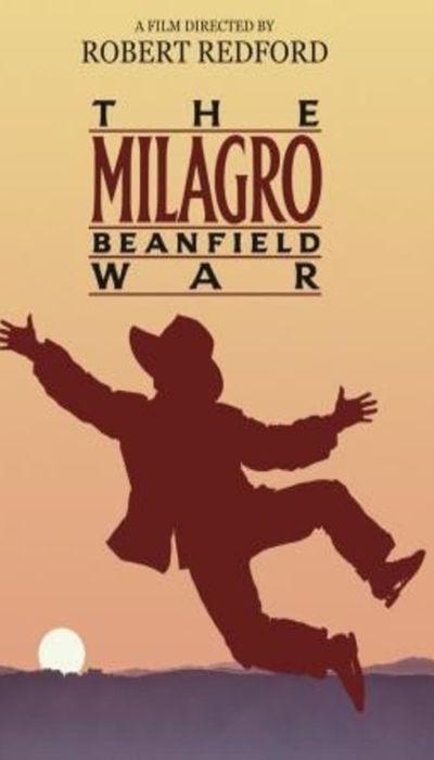 The Milagro Beanfield War movie