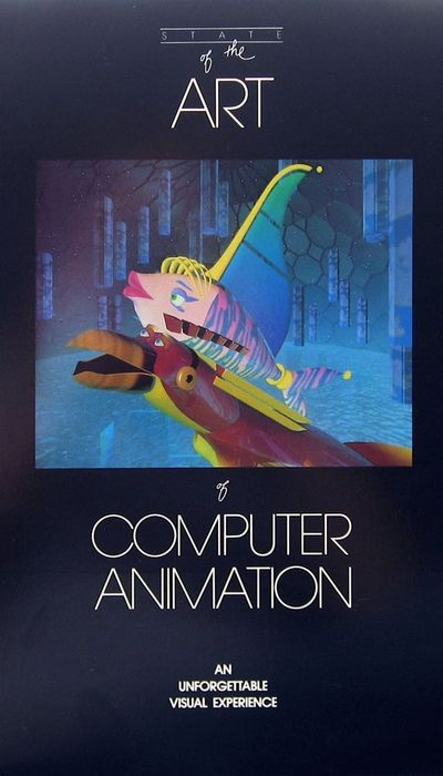 State of the Art of Computer Animation movie