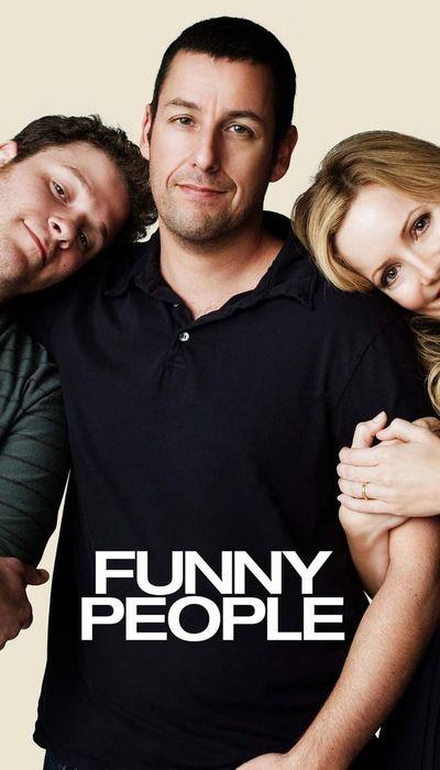 Funny People movie