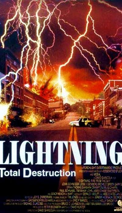 Lightning: Fire from the Sky movie