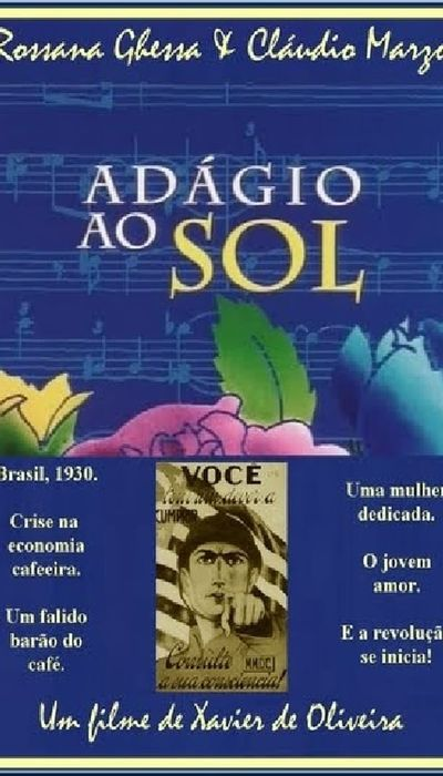 Adágio ao Sol movie
