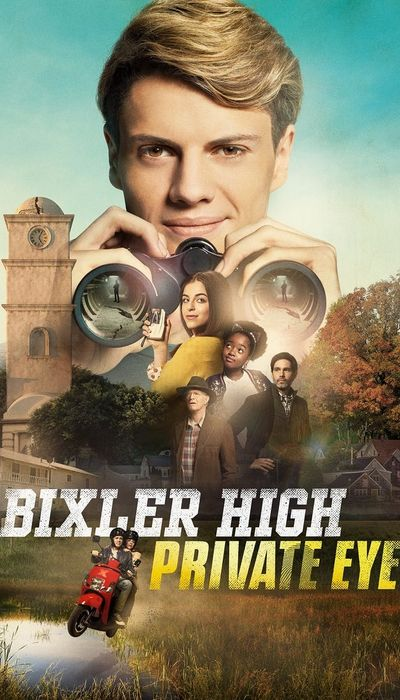 Bixler High Private Eye movie
