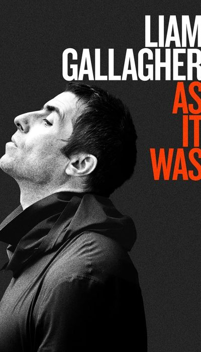 Liam Gallagher: As It Was movie