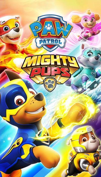 PAW Patrol: Mighty Pups movie