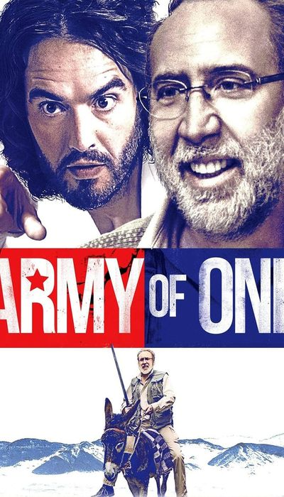 Army of One movie