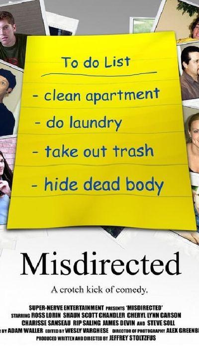 Misdirected movie