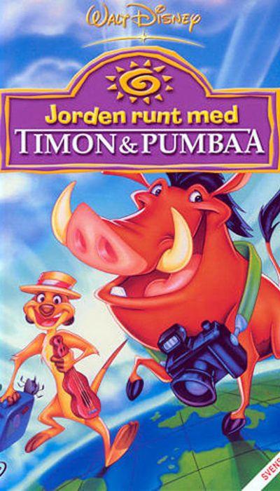 Around the World With Timon & Pumbaa movie