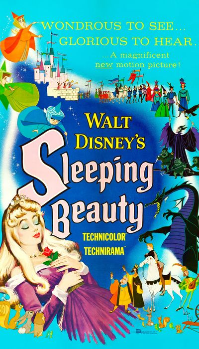 Sleeping Beauty movie