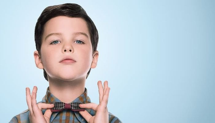 Young Sheldon online