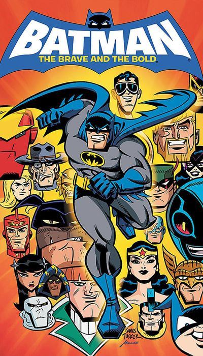Batman: The Brave and the Bold movie