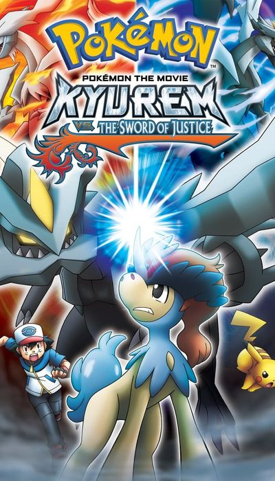 Pokémon the Movie: Kyurem vs. the Sword of Justice movie