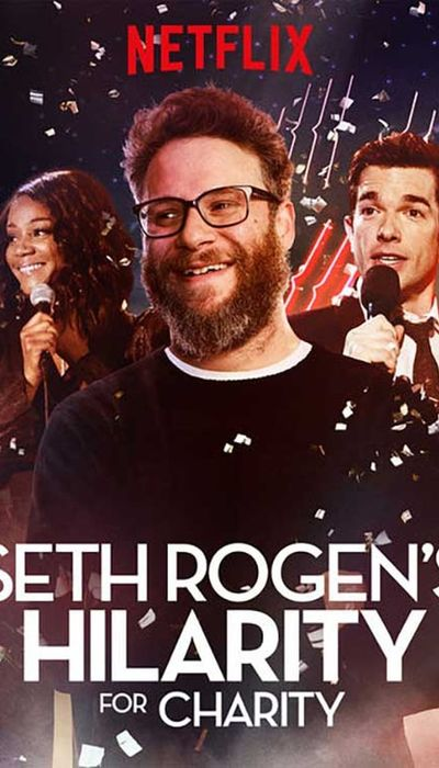 Seth Rogen's Hilarity for Charity movie