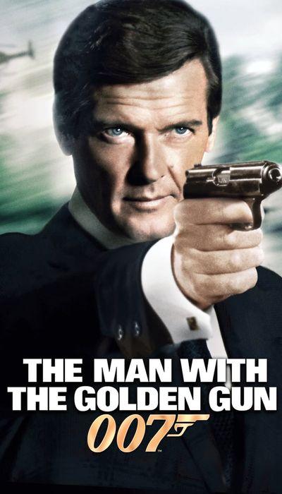 The Man with the Golden Gun movie