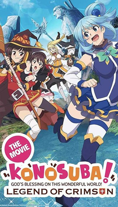 KonoSuba: God's Blessing on this Wonderful World! Legend of Crimson movie