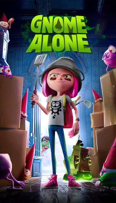 Gnome Alone movie