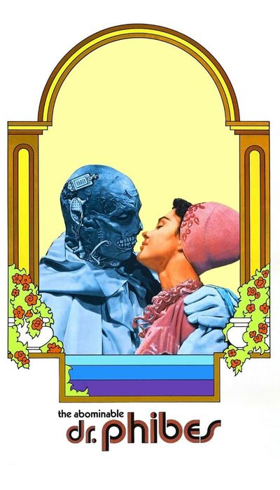 The Abominable Dr. Phibes movie