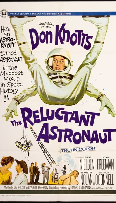 The Reluctant Astronaut movie