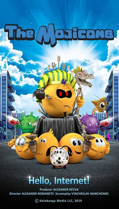 The Mojicons movie