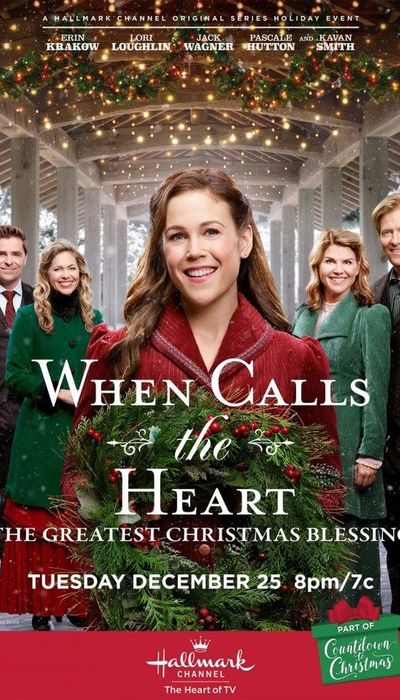 When Calls the Heart: The Greatest Christmas Blessing movie