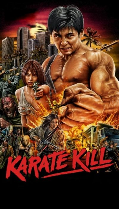 Karate Kill movie