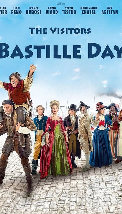 The Visitors: Bastille Day movie