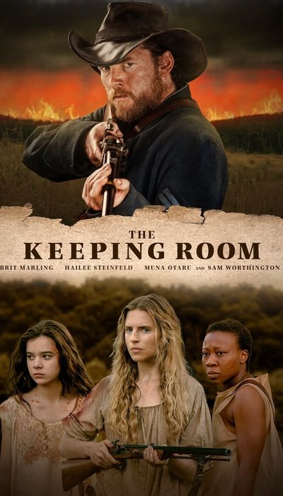 The Keeping Room movie