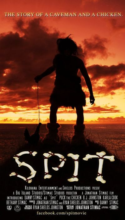 SPIT: The Story of a Caveman and a Chicken movie