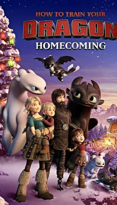 How to Train Your Dragon: Homecoming movie
