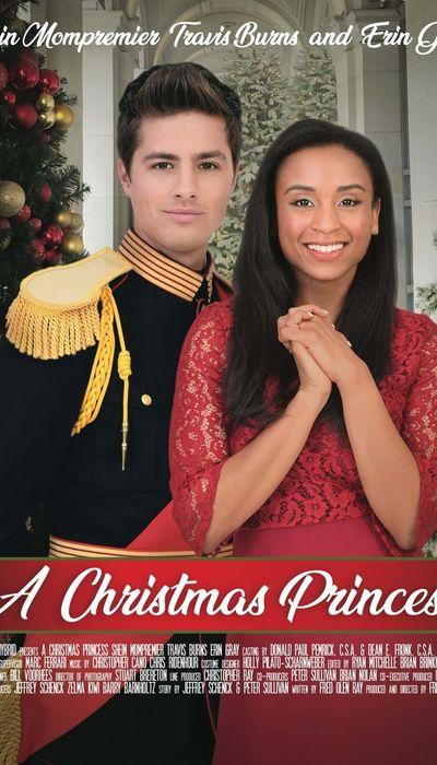A Christmas Princess movie