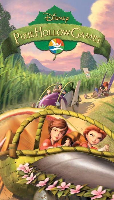 Pixie Hollow Games movie