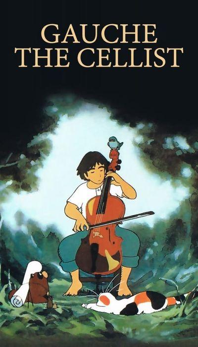 Gauche the Cellist movie