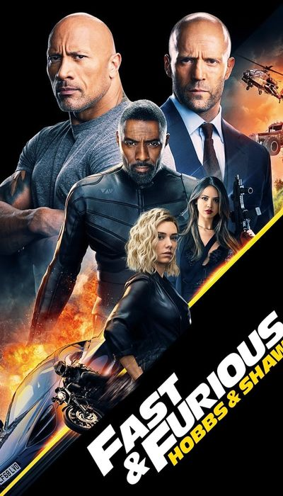 Fast & Furious Presents: Hobbs & Shaw movie