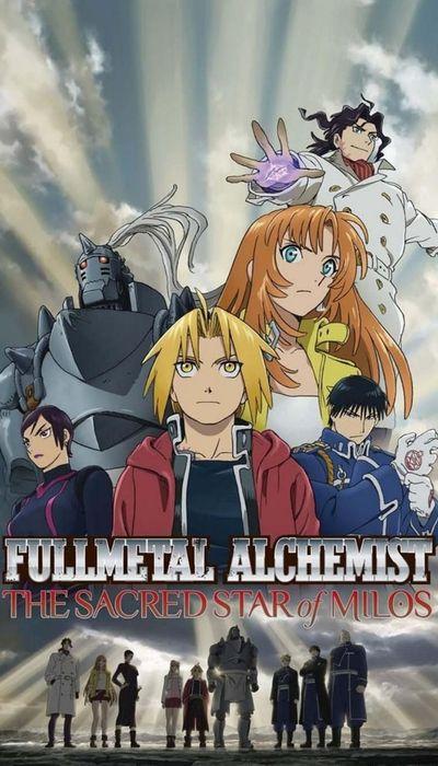Fullmetal Alchemist The Movie: The Sacred Star of Milos movie