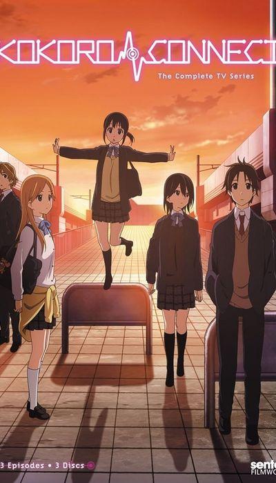 Kokoro Connect movie