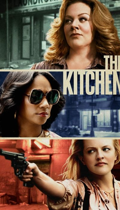The Kitchen movie