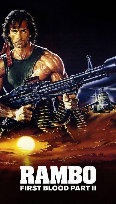 Rambo: First Blood Part II movie